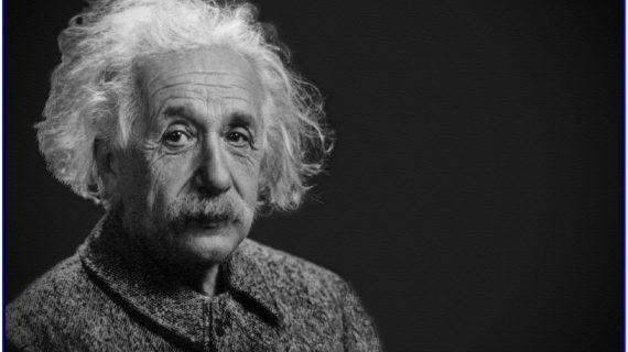 Penulis Artikel Biografi Einstein
